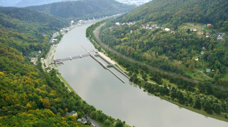 Decin Czechy projekt