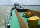 Na 101 km Odry: STOCZNIA JANUSZKOWICE