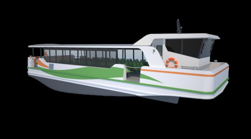 Z Koźla dla Abidżanu. 16 tramwajów wodnych