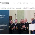Porozumienie o śródlądowych drogach wodnych z podpisem Prezydenta RP