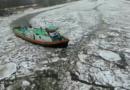 Odra zimą. Rzeka jakiej nie znacie. Lodołamacze w akcji [film]