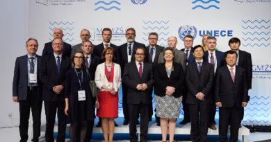 Międzynarodowa Konferencja Ministerialna – ŻeglugaŁączy. Wrocław, 18-19.04.18 r. [film]